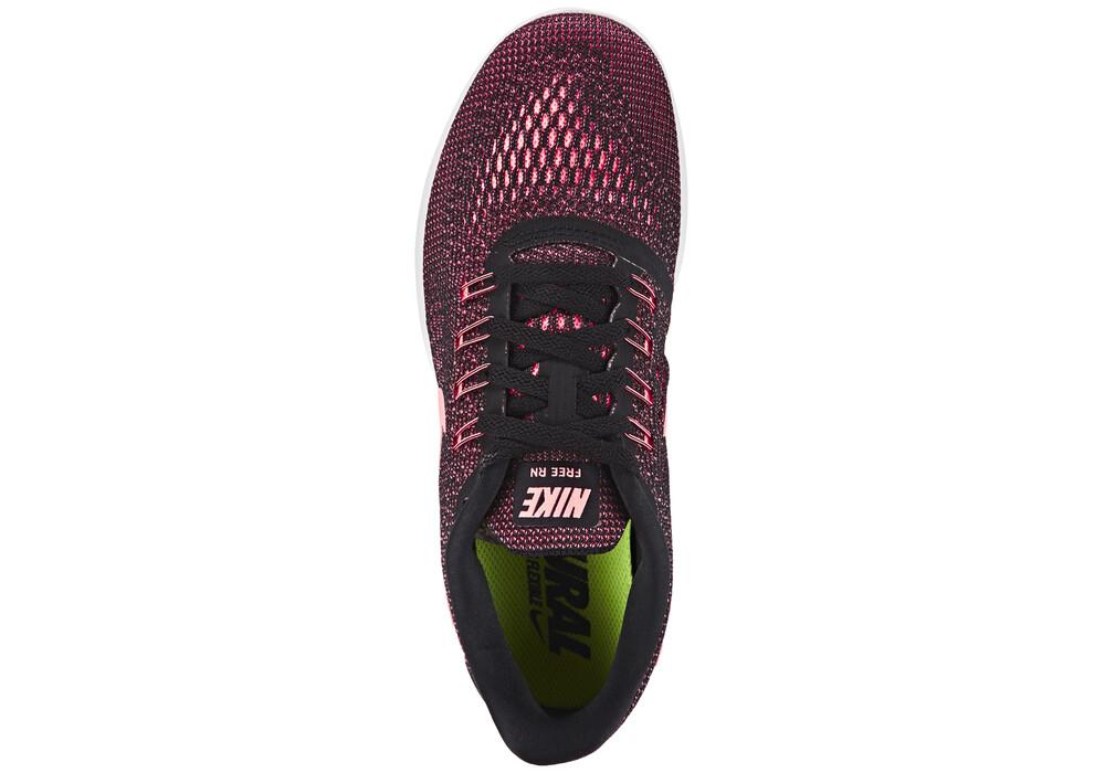 low priced da2e2 b3539 ... Nike Free RN Löparsko orange svart ...